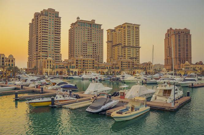 Porto Arabia - The Pearl Qatar