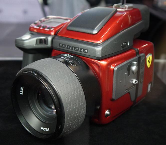 H4D Ferrari Limited Edition