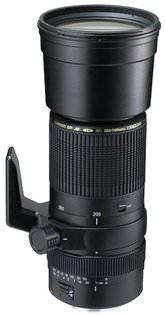 SP AF 200-500mm f/5-6.3 Di LD