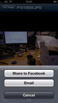 Transcend Wi Fi Sdhc Memory Card Screenshot 4