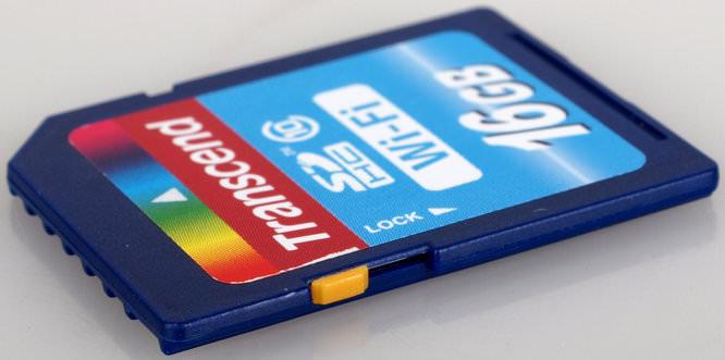 Transcend Wi Fi Sdhc Memory Card 2