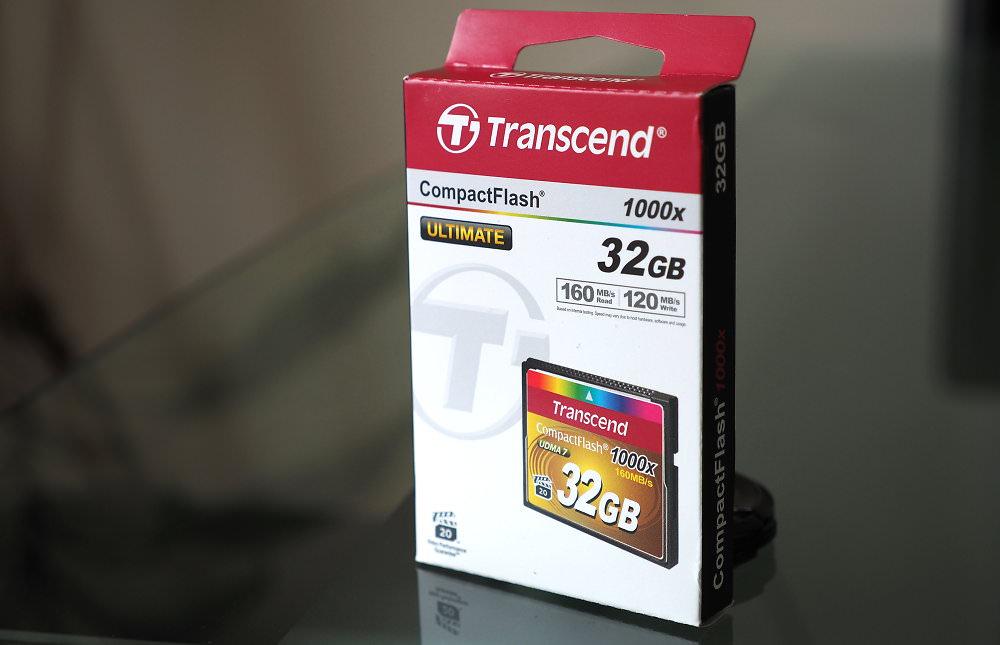 32GB Ultimate CompactFlash UDMA7 1000X Card