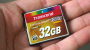 Thumbnail : Transcend 32GB Ultimate 1000x CompactFlash Review