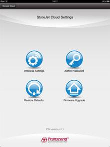 Transcend Storejet Cloud Ios App Screenshot 6