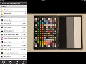 Transcend Storejet Cloud Ios App Screenshot 14