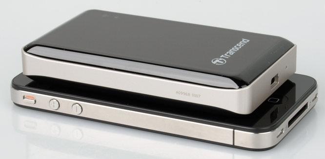 Transcend Portable Wireless Drive 32gb 4