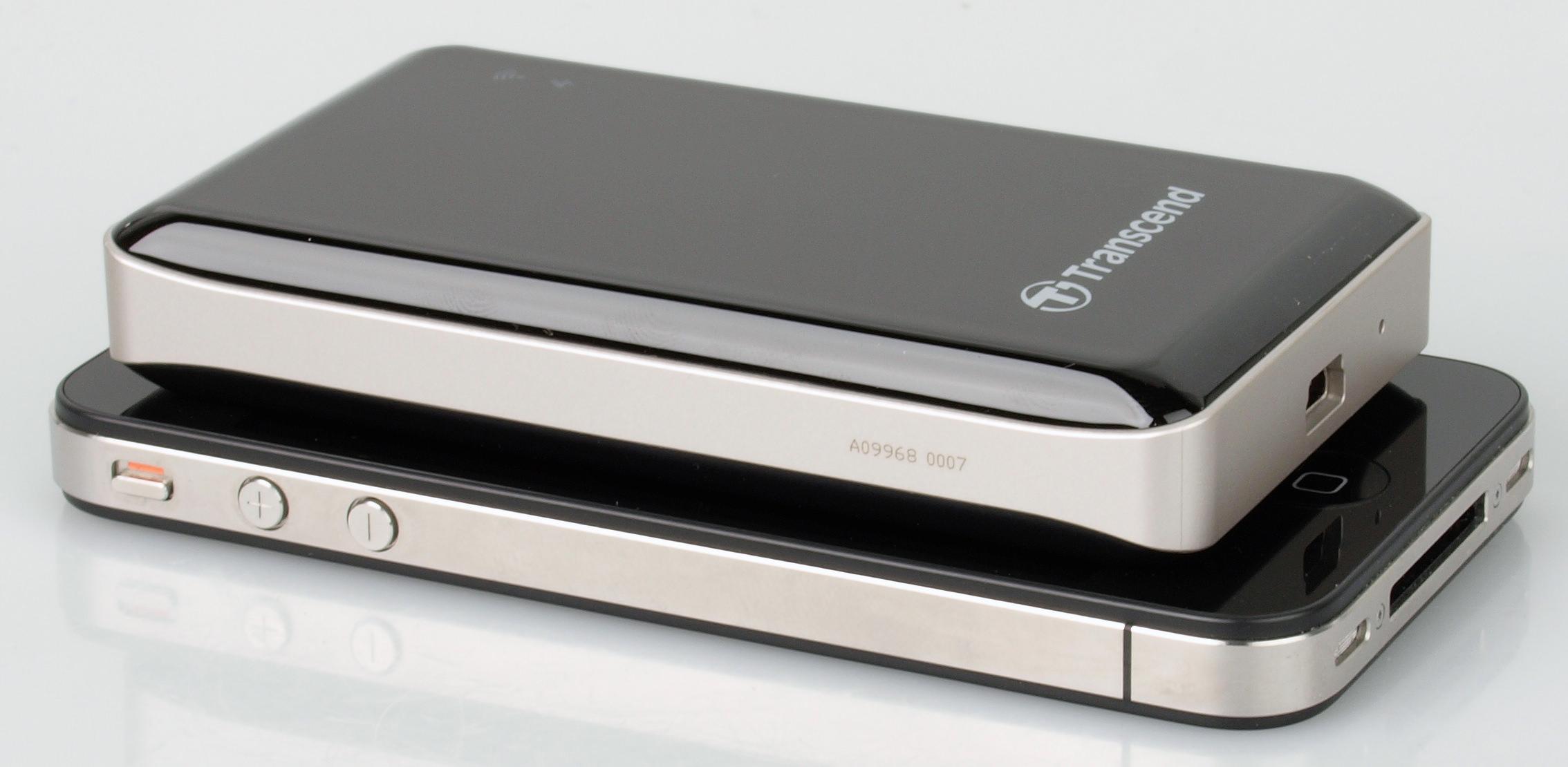 Transcend Portable Wireless Drive Storejet Cloud 32gb Review