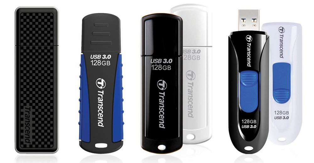 Transcend Release 256gb 128gb Usb 3 0 Flash Drives