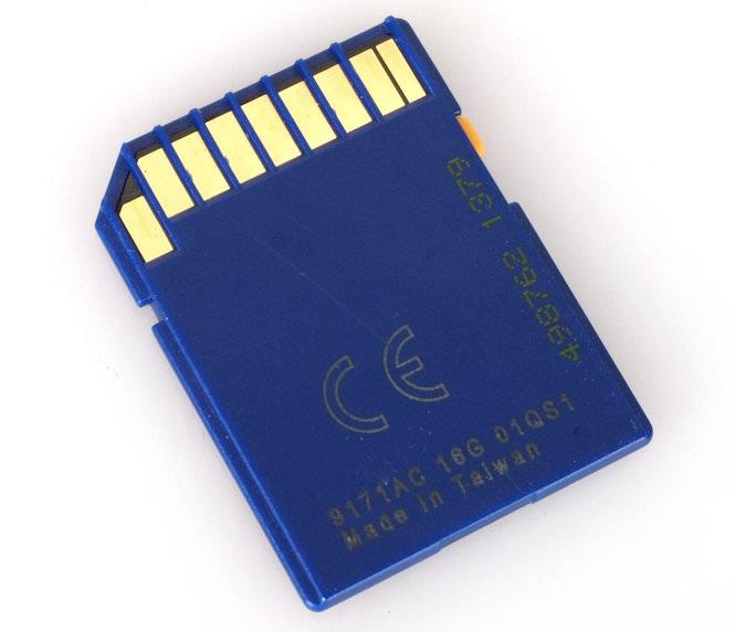 Transcend 16gb Uhs1 Sdhc Card