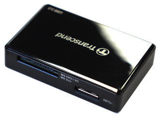 Transcend Usb3 Card Reader Rdf8 Rear