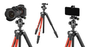 Travel-Friendly, Full-Size Tripod From Joby