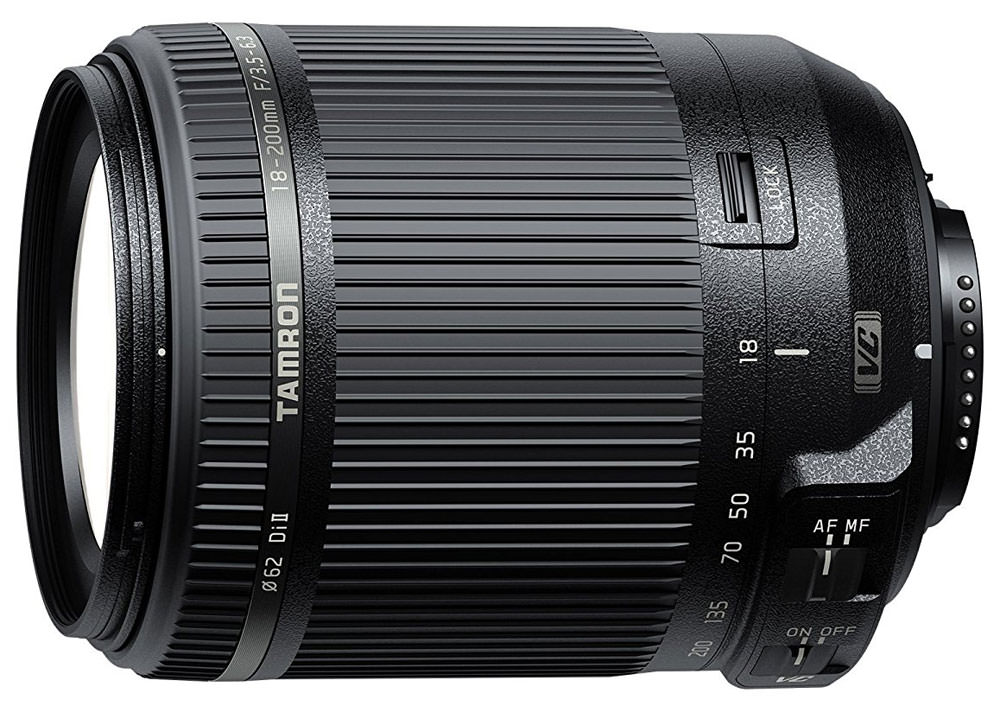Tamron zoom lens