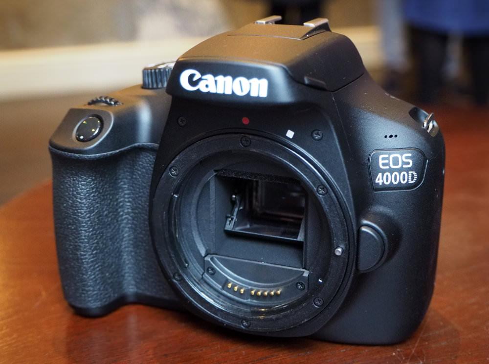 Canon EOS 4000D 18mp (2)