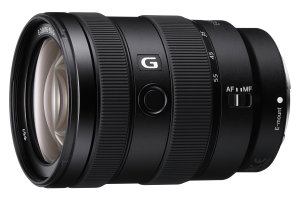 Two New Sony E-Mount APS-C Lenses Announced