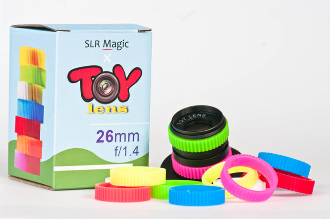Toy Lens