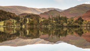 Ullswater Landscape With A Hint Of Autumn Wins 'Photo Of The Week'