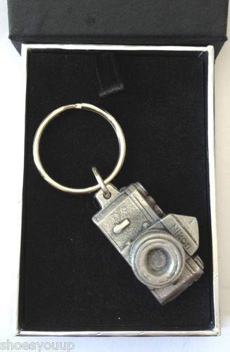 Camera Keyring