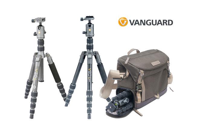 Win Vanguard VEO GO & 2GO Kit!
