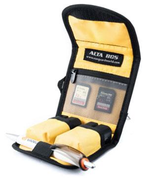 Alta battery case