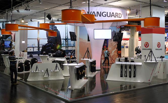 Vanguard Stand
