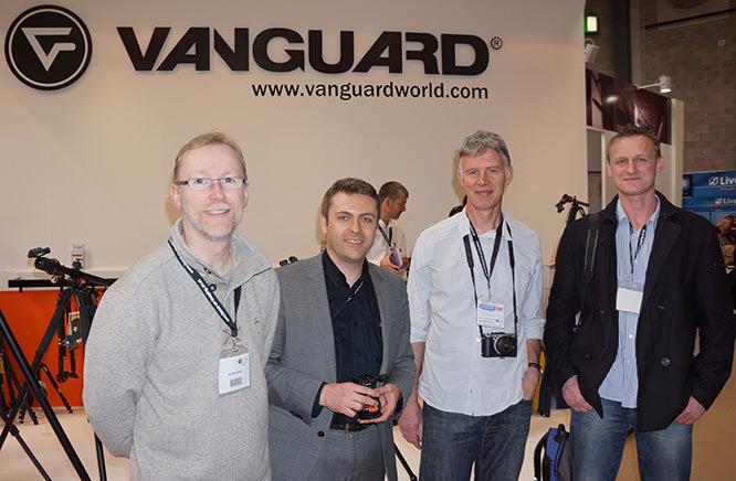 Vanguard Winners