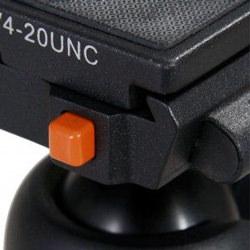 d SBH-250 Ballhead saftey lock