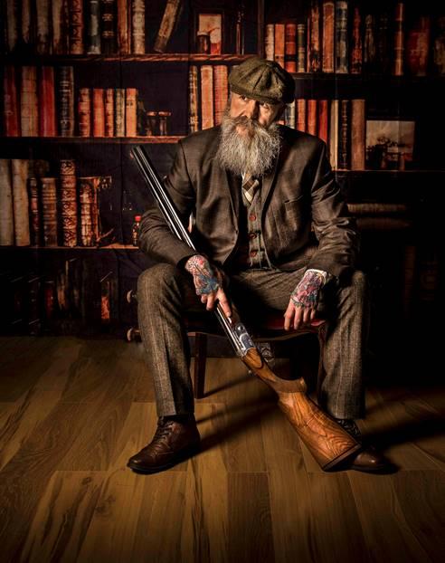 'Gamekeeper' by Rais Hasan