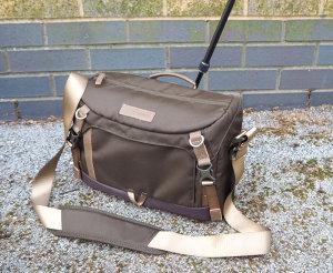Vanguard VEO GO 34M Shoulder Bag Review