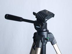 Velbon CX640 head detail