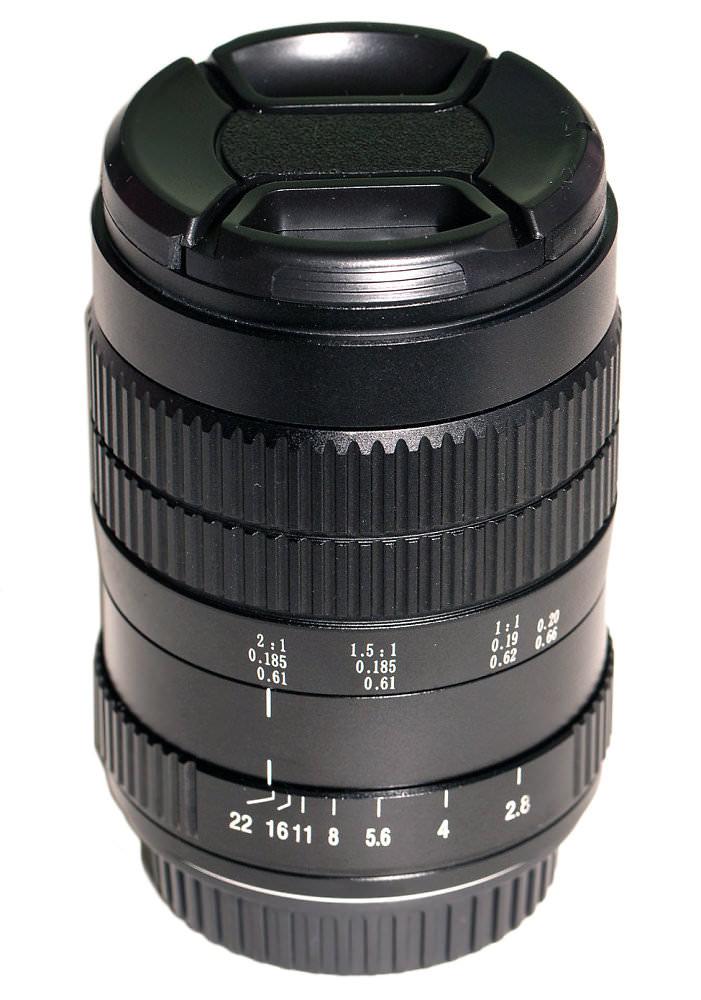 60mm f/2.8 Ultra-Macro Lens