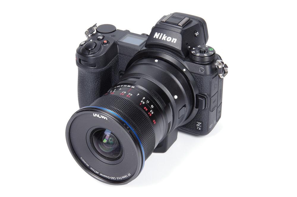 Laowa 14mm f/4 Zero-D DSLR