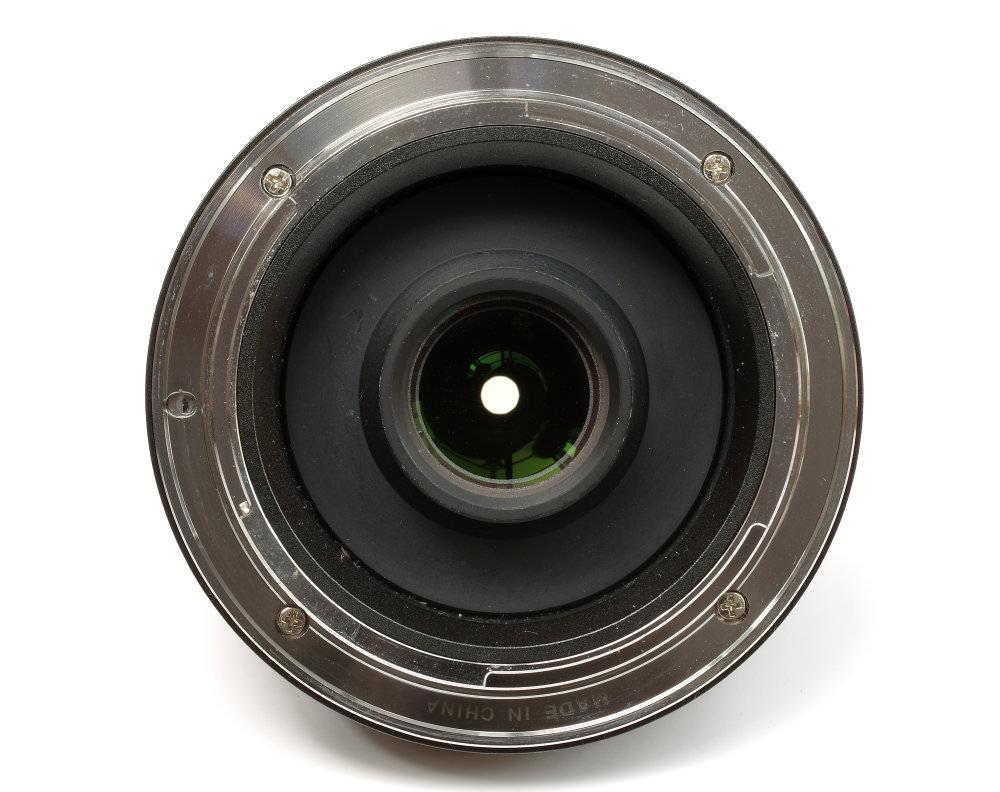 Laowa 24mm F14 2x Macro Probe Rear Element View