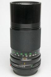 Canon 200mm f/4 FD