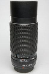 Pentax SMC 200mm f/4