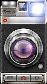 Vintage Camera Pro Screenshot 1