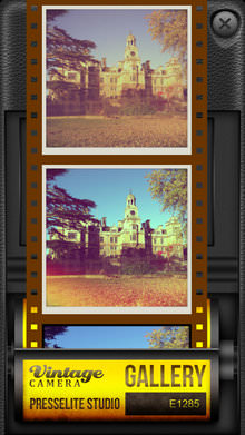Vintage Camera Pro Screenshot 5