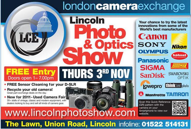 Lincoln Photo Show