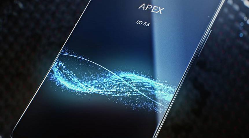Apex FullView concept smartphone