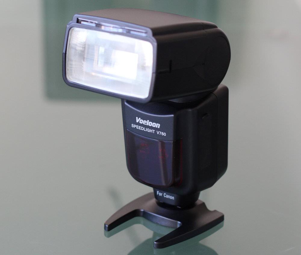 Voeloon Speedlight V760 (2)
