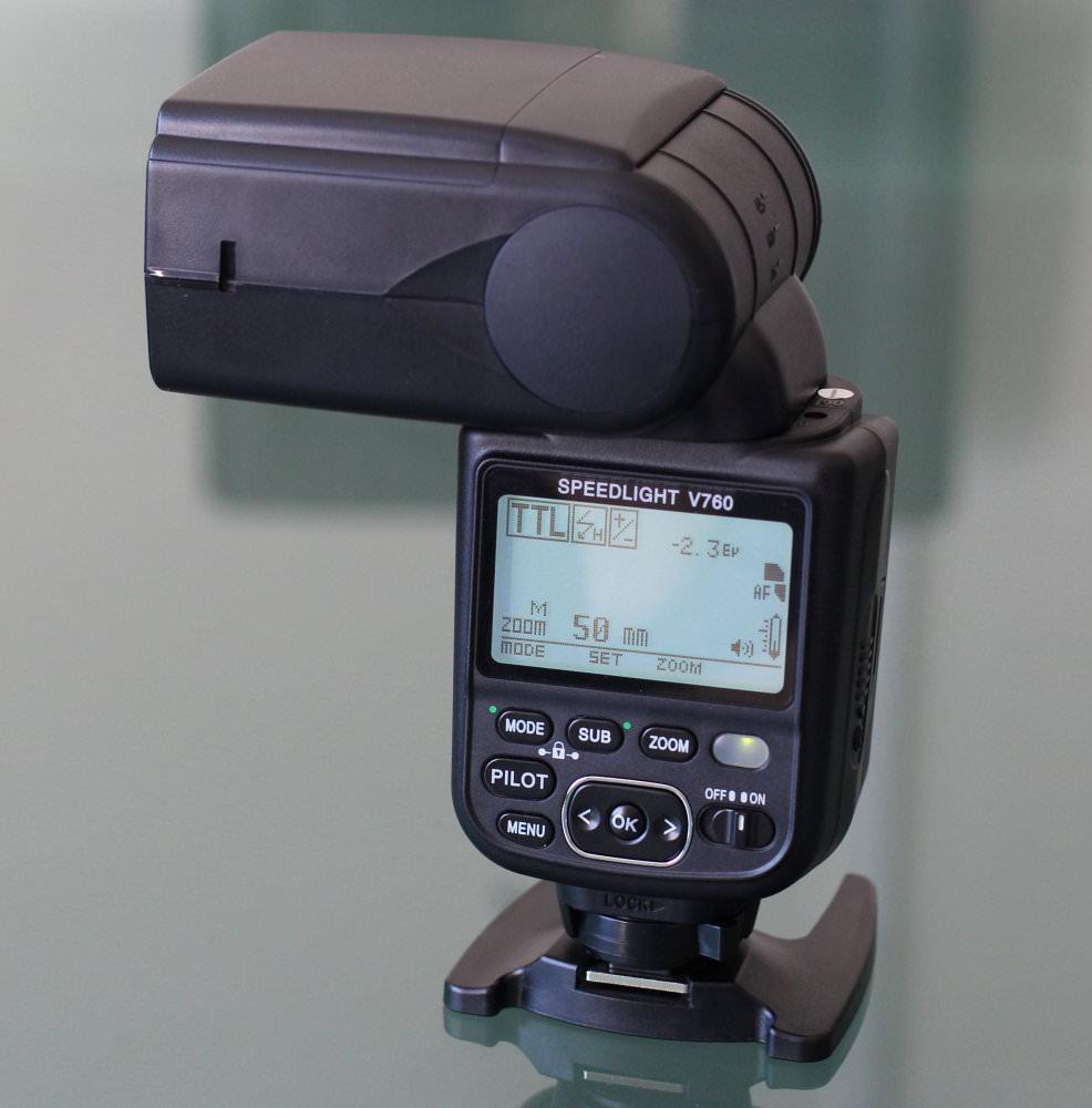 Voeloon Speedlight V760 (4)