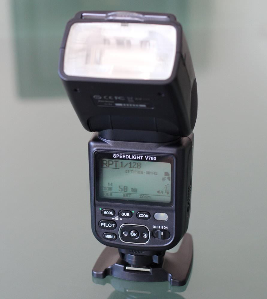 Voeloon Speedlight V760 (5)