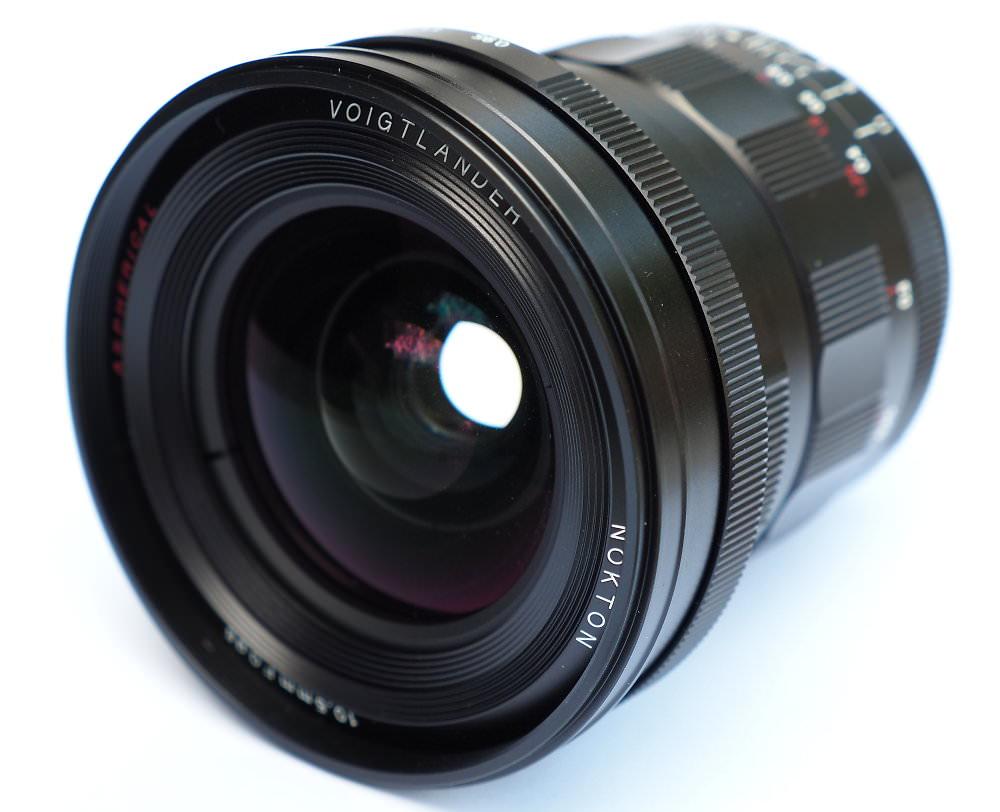 Voigtlander 10 5mm F 095 Lens (1)