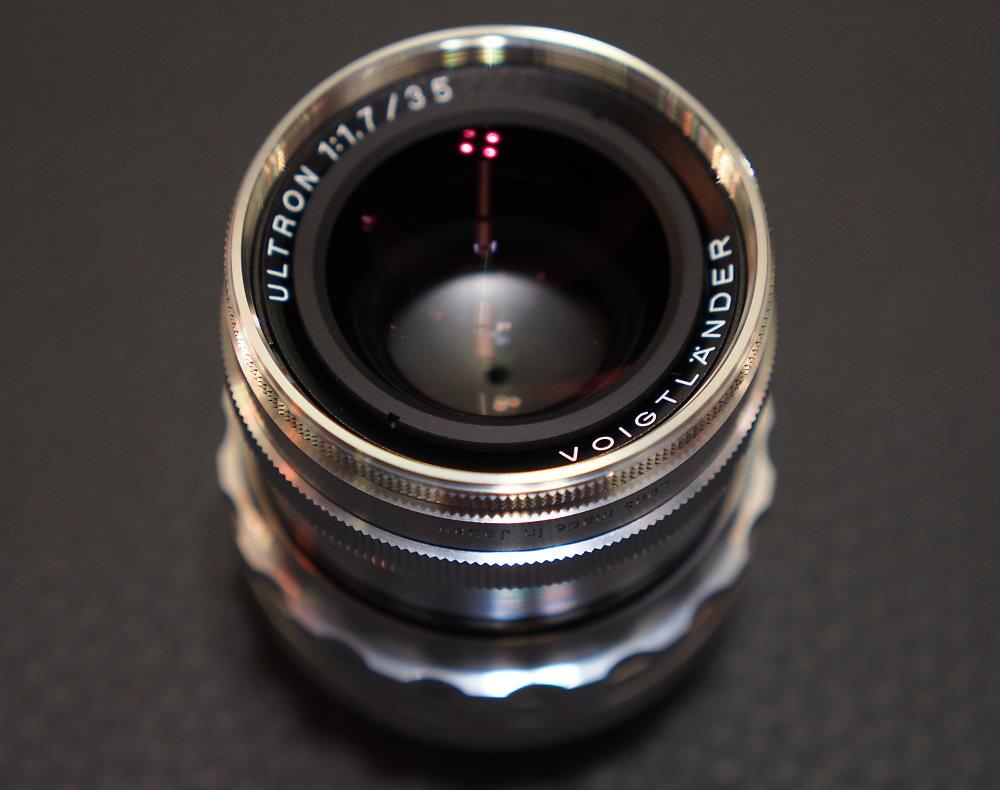 Ultron 35mm f/1.7