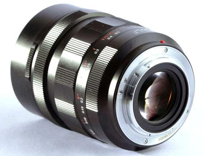 Voigtlander Nokton 17.5mm f/0.95