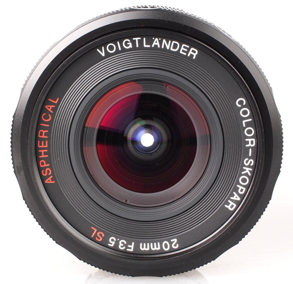 Voiigtlander 20mm F3 5 SL II N Aspherical Lens (8)