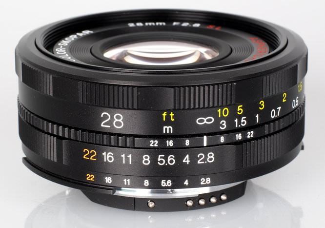 Voigtlander lens