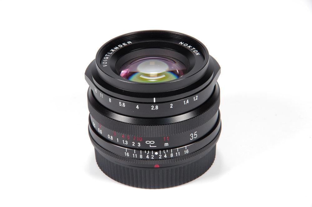 Voigtlander 35mm f/1.2 Nokton X