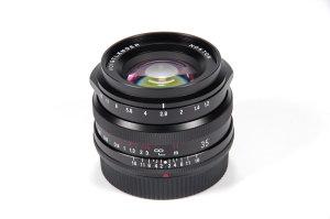 Voigtlander 35mm f/1.2 Nokton X Lens Review