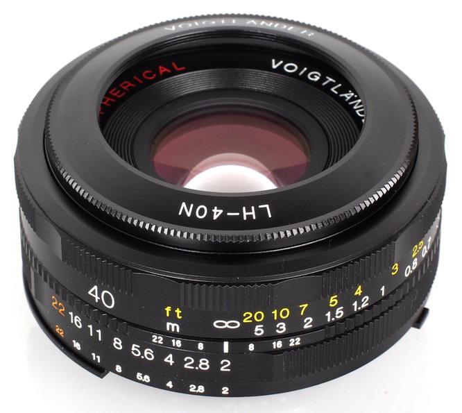 Voigtlander Ultron SL II N 40mm F2 (2)