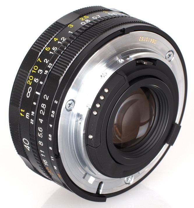 Voigtlander Ultron SL II N 40mm F2 (6)